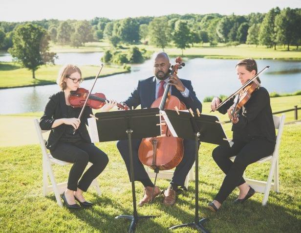 3-piece wedding band | Elegant Music Group - EMG