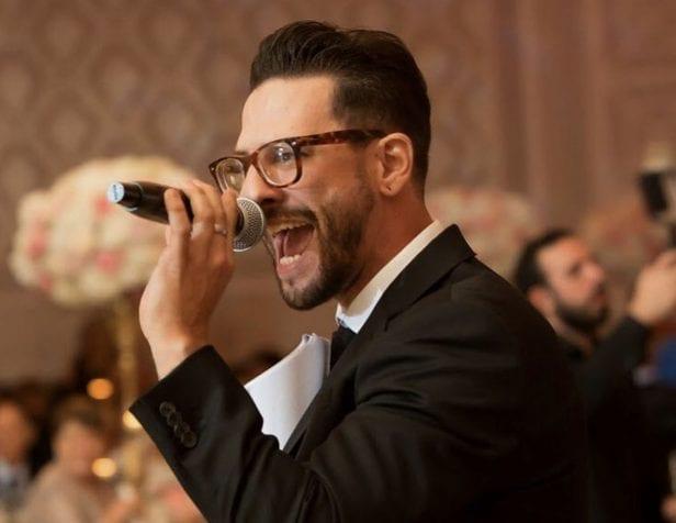 Bryan Festa on the mic | Elegant Music Group - EMG