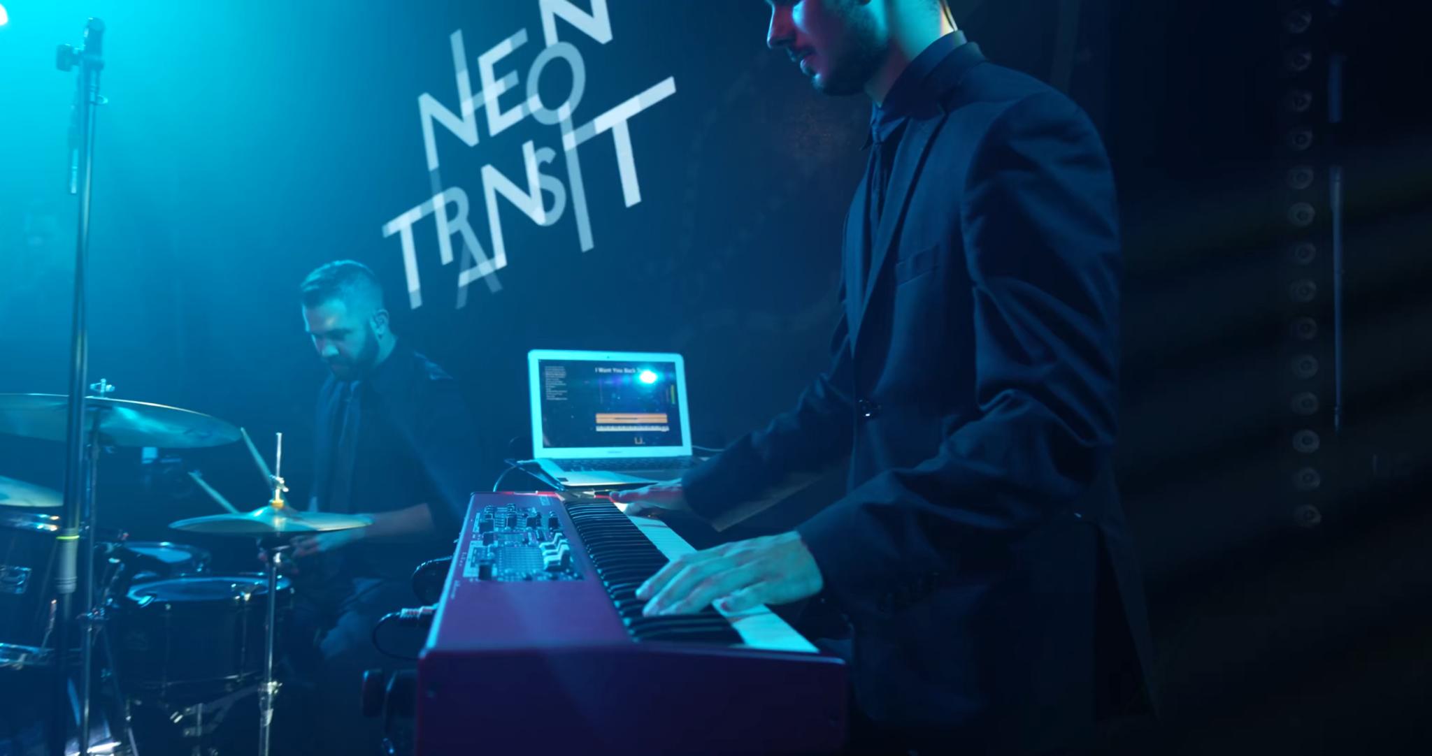 Neon Transit | Elegant Music Group