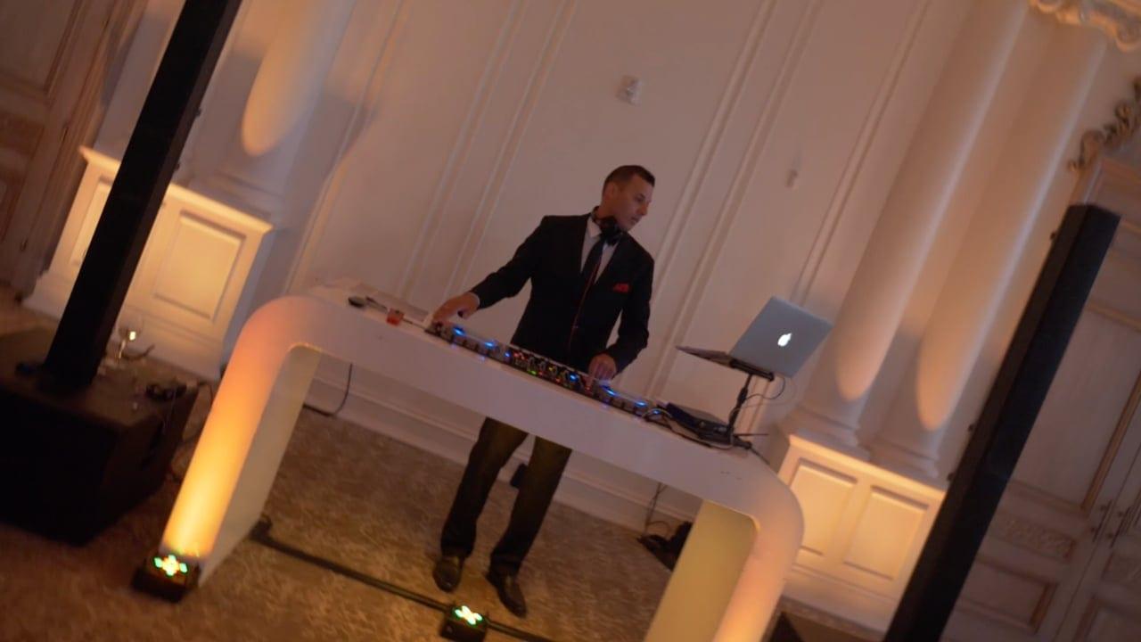 DJ setup   EMG