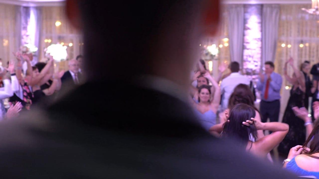 wedding reception   EMG
