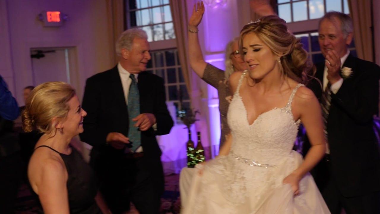bride dancing | EMG