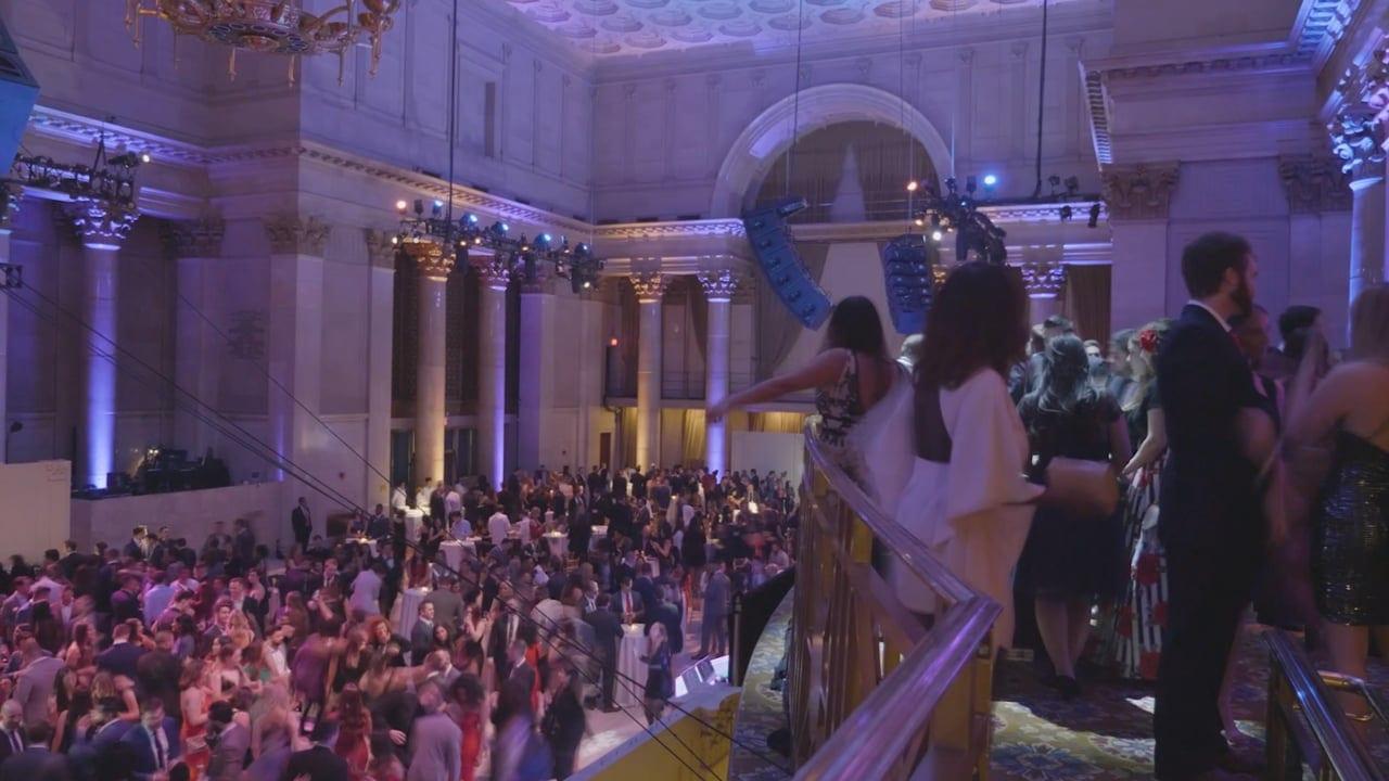 wedding reception | EMG