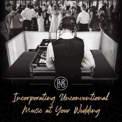 Incorporating Unconventional Wedding Music at Your Reception | Elegant Music Group - EMG