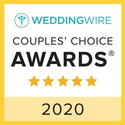 WeddingWire Couples' Choice Awards | Elegant Music Group - EMG
