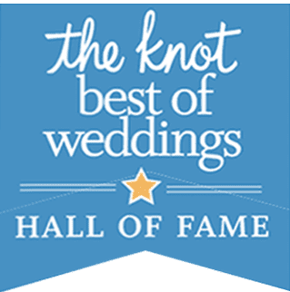 The Knot Best of Weddings Hall of Fame | Elegant Music Group - EMG