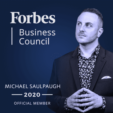 Michael Saulpaugh Joins The Forbes Business Council | Elegant Music Group
