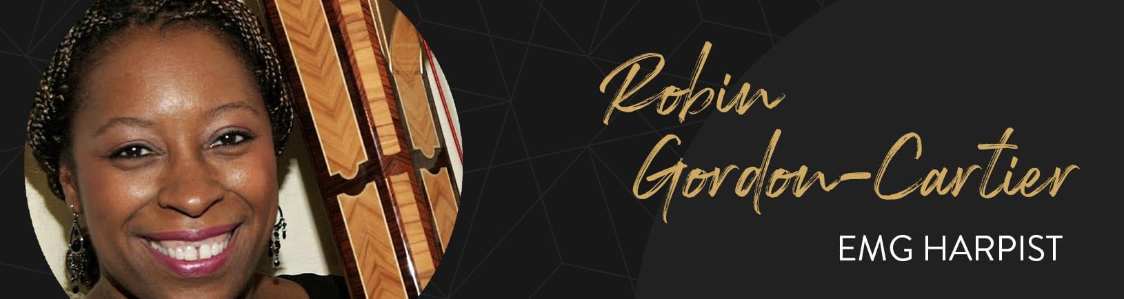 Robin Gordon-Cartier on Women's Day | Elegant Music Group