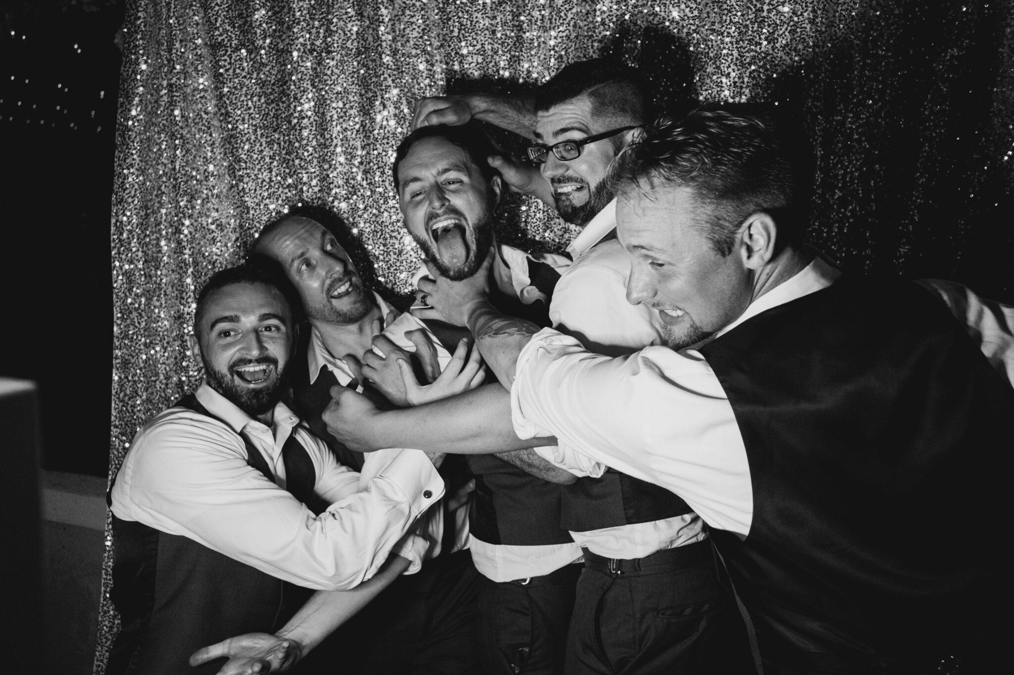 Wedding at Ballyoween Gold Club | Elegant Music Group