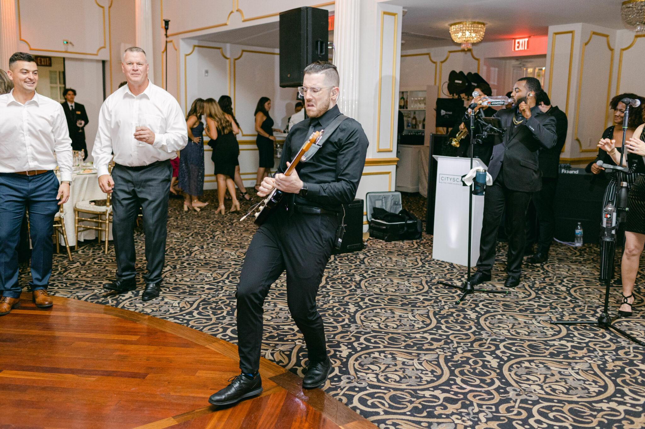 Wedding at Crystal Plaza | Elegant Music Group