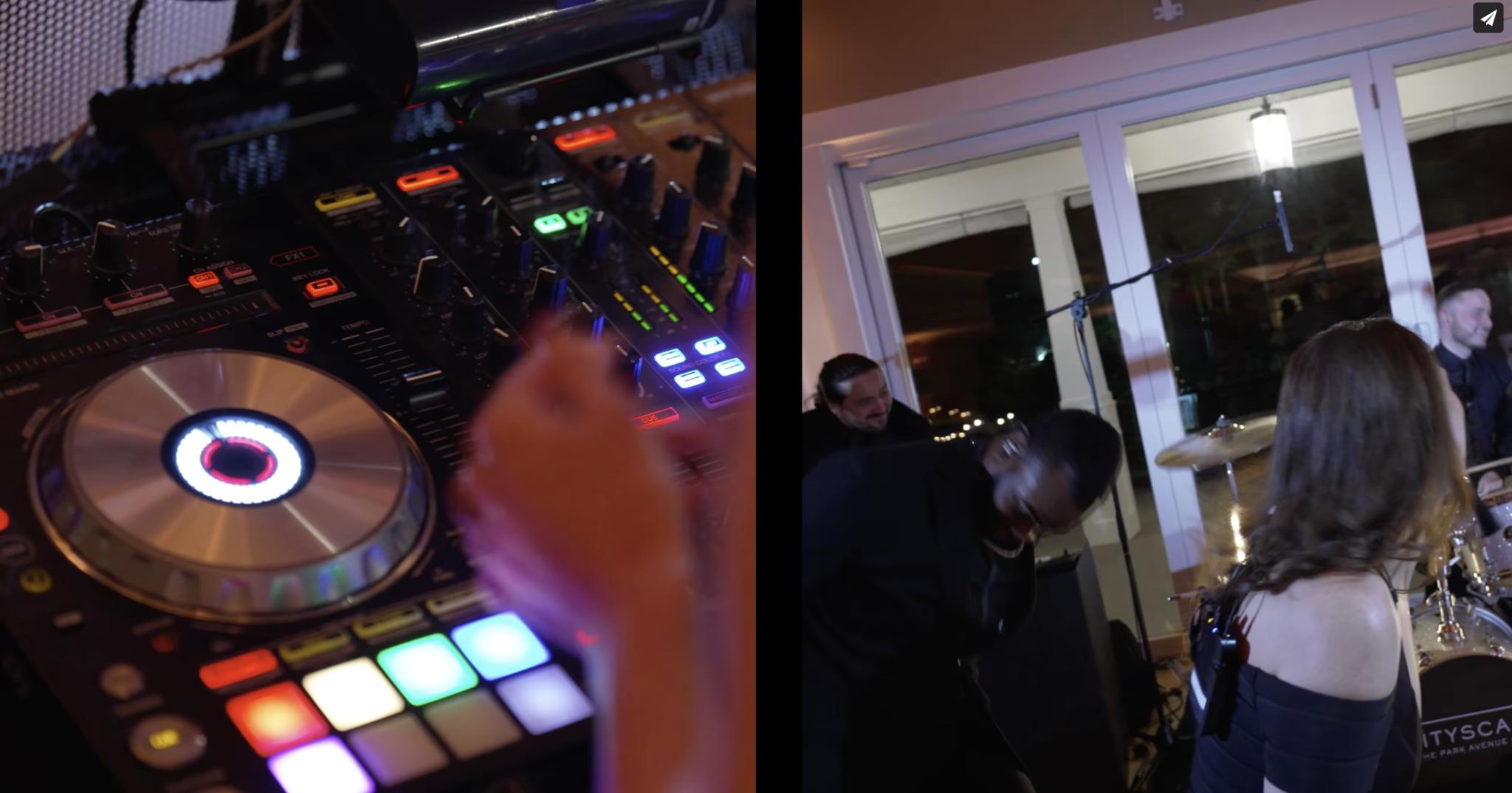 Band/DJ Hybrid Wedding Recap | Bear Brook Valley headshot