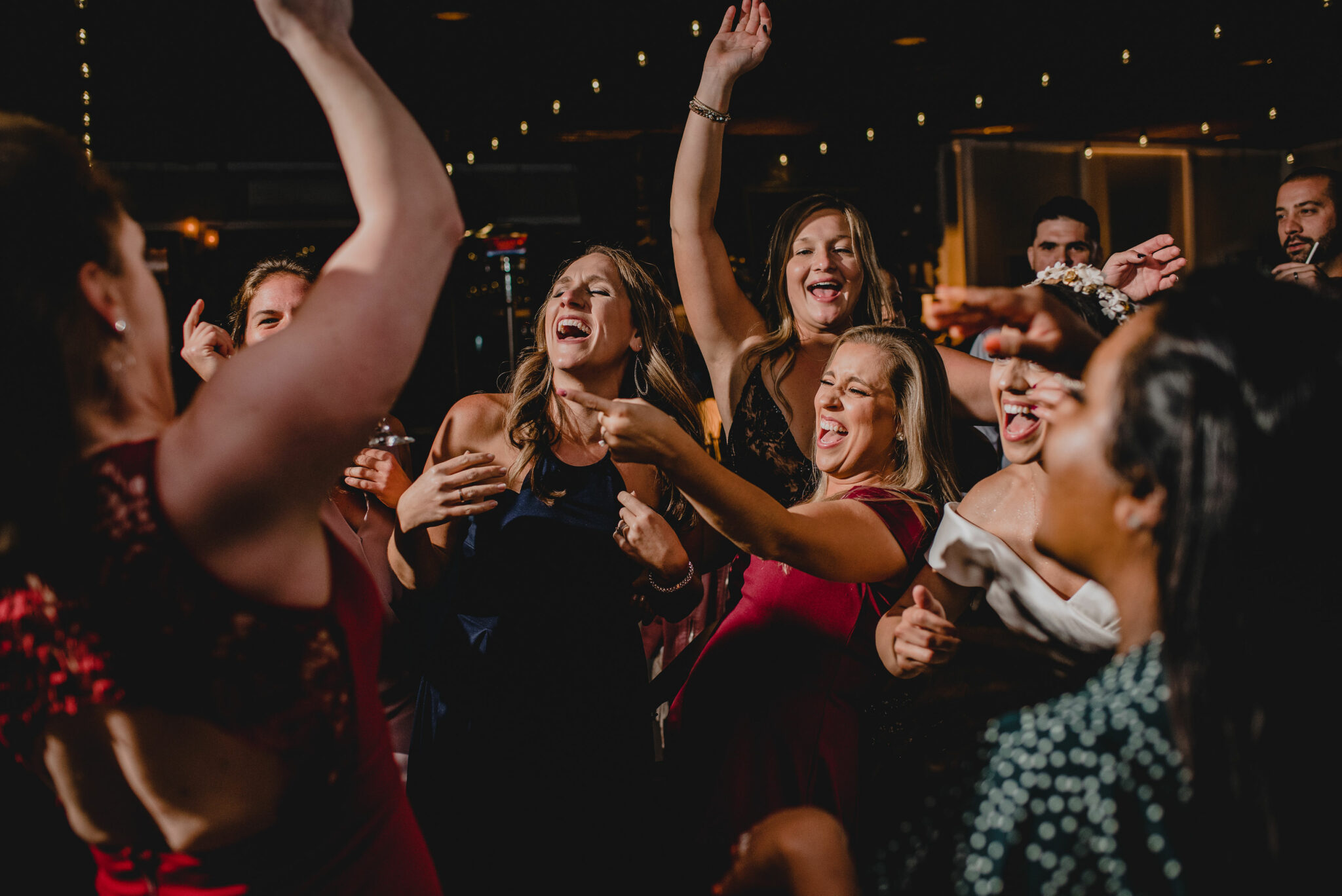 Wedding at Ballyoween Golf Club | Elegant Music Group