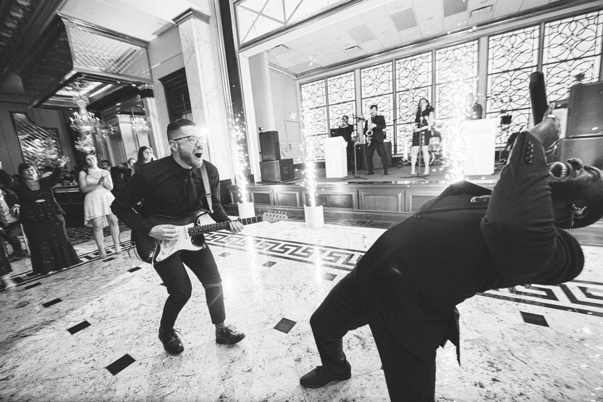 Wedding at Shadowbrook | Elegant Music Group
