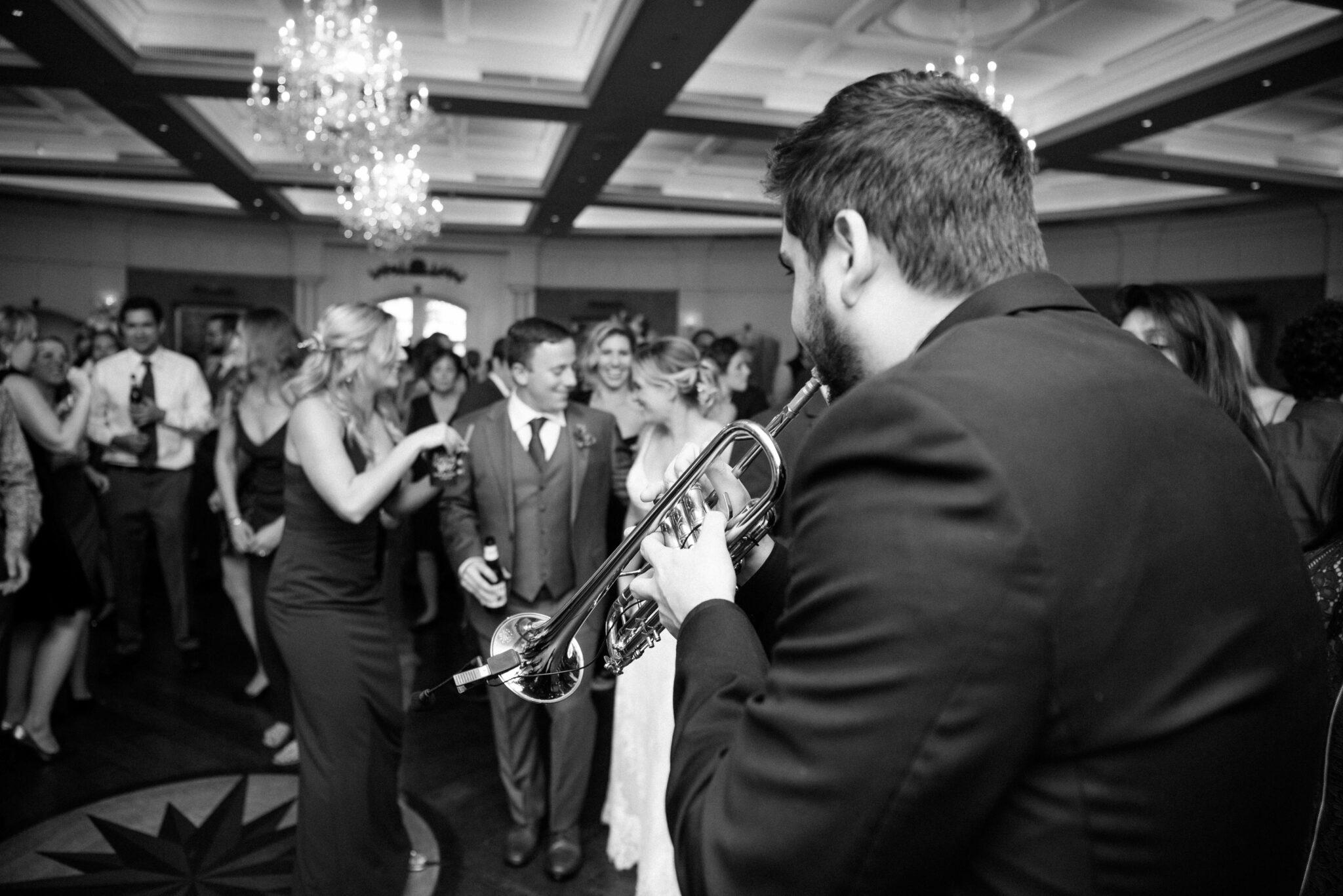 Wedding at Clarks Landing | Elegant Music Group