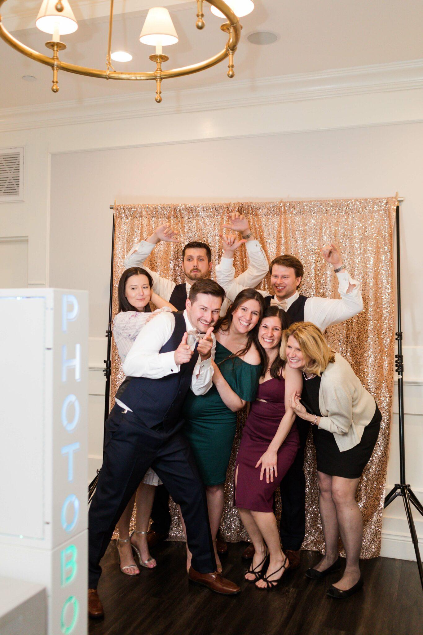 Wedding at the Mansion at Mountain Lakes   Elegant Music Group