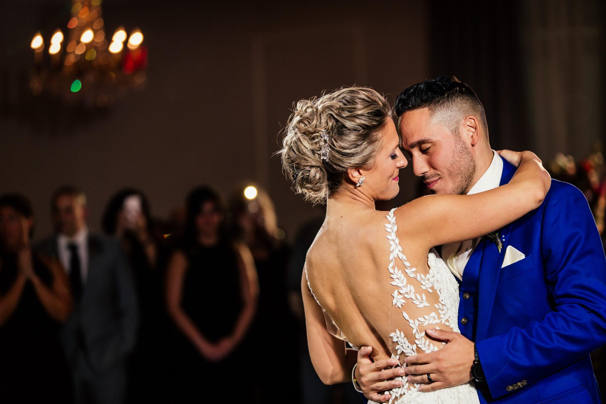 Wedding at the Mansion at Mountain Lakes | Elegant Music Group