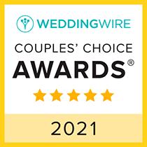 WeddingWire Couples' Choice Awards 2021 | Elegant Music Group