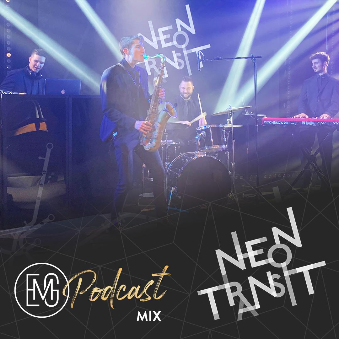 Mix: Live Hip Hop Mix | Neon Transit headshot